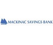Mackinac Savings Bank, F.s.b. logo