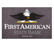 First American State Bank logo