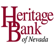 Heritage Bank of Nevada logo