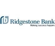 Ridgestone Bank logo