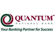 Quantum National Bank logo