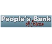 People's Bank of Seneca logo