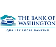 The Bank of Washington logo