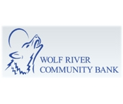Wolf River Community Bank logo