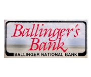 Ballinger National Bank logo