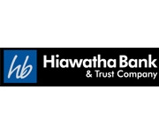 Hiawatha Bank and Trust Company logo