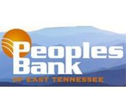 Peoples Bank of East Tennessee logo