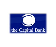 The Capital Bank logo