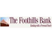 The Foothills Bank logo