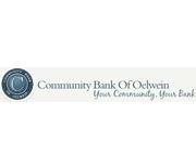 Community Bank of Oelwein logo
