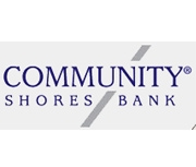 Community Shores Bank logo