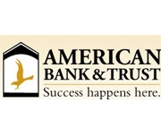 American Bank and Trust Company, National Association logo