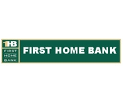 First Home Bank logo