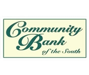 Community Bank of the South (Merritt Island, FL) logo