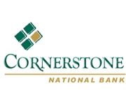 Cornerstone National Bank logo