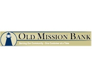 Old Mission Bank logo