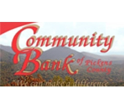 Community Bank of Pickens County logo
