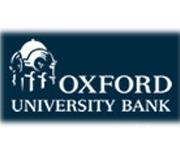 Oxford University Bank logo