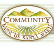 Community Bank of Santa Maria logo
