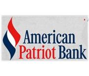 American Patriot Bank logo
