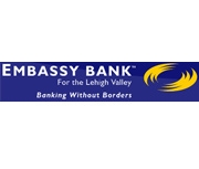 Embassy Bank For the Lehigh Valley logo