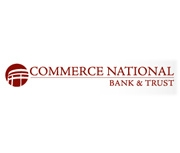 Commerce National Bank & Trust logo