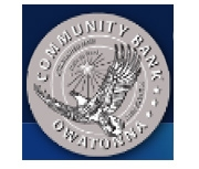 Community Bank Owatonna logo