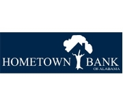 The Hometown Bank of Alabama logo