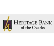 Heritage Bank of the Ozarks logo