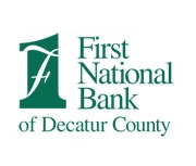 First National Bank of Decatur County logo