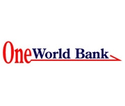 One World Bank logo
