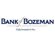Bank of Bozeman logo