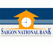 Saigon National Bank logo