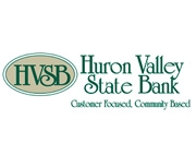 Huron Valley State Bank logo