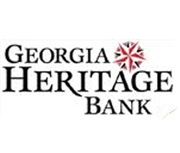 Georgia Heritage Bank logo