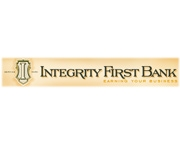 Integrity First Bank logo