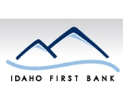 Idaho First Bank logo