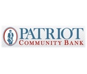 Patriot Community Bank logo