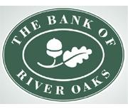 The Bank of River Oaks logo