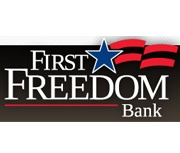 First Freedom Bank logo