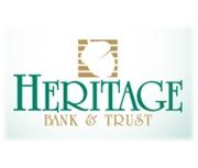 Heritage Bank & Trust logo