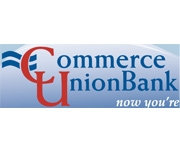 Commerce Union Bank logo