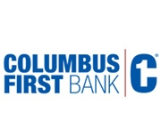 Columbus First Bank logo