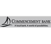 Commencement Bank logo