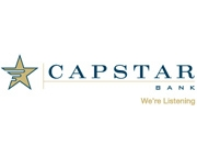 Capstar Bank logo