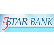 5 Star Bank logo