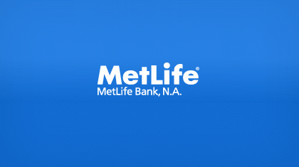 MetLife Bank logo