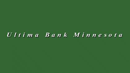 Ultima Bank Minnesota logo