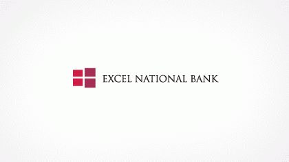 Excel National Bank logo