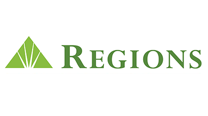 Regions bank reviews rates fees mybanktracker regions bank logo reheart Choice Image